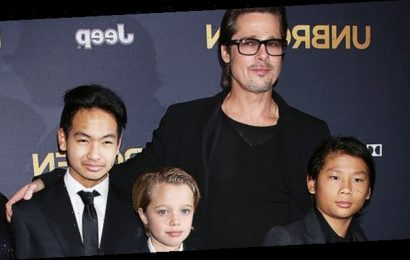 How Brad Pitt's 6 Kids Reacted To His Emotional Oscars Speech & Dedication: It 'Was A Sweet Moment'