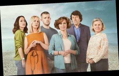 Who is in Flesh and Blood? Meet the cast of the new ITV drama from Russell Tovey to Imelda Staunton