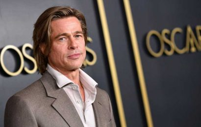 A Look Back at Brad Pitt's Oscars Dates Through the Years