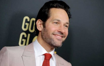 Paul Rudd Has a 14-Year-Old Lookalike