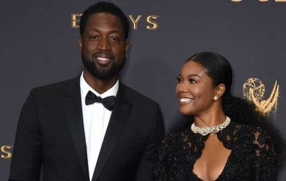 Dwyane Wade & Gabrielle Union's Go-To Date Night? Role-Play