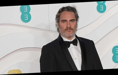 Joaquin Phoenix Called Out Systemic Racism in His BAFTA Victory Speech