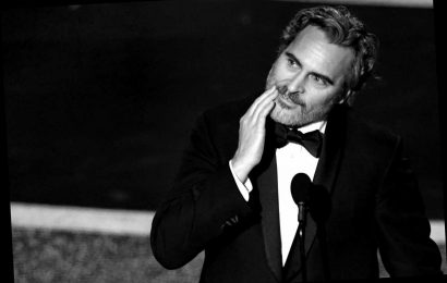 Joaquin Phoenix Rallies for 'Fight Against Injustice' in Best Actor Oscar Speech