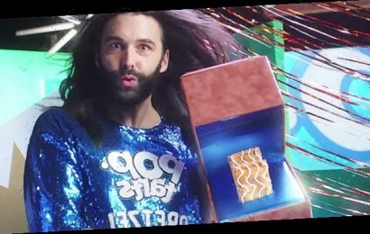 'Queer Eye's Jonathan Van Ness Makes Snacking 'So Yum' In Pop-Tarts Pretzel's Super Bowl Ad