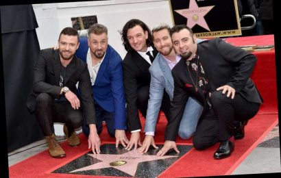 JC Chasez 'doing his research' for possible *NSYNC reunion