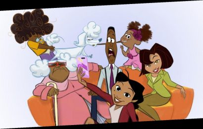'The Proud Family' Revival Picked Up By Disney+