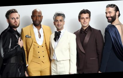 'Queer Eye' Cast Keeps It Fierce While Hosting Oscars Party 2020