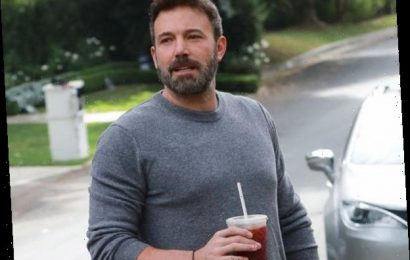 Ben Affleck's Kid Couldn't Believe He Joined Co-Stars' Group Chat