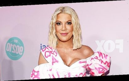 Tori Spelling Posts Reveals Her 2 Oldest Kids Were Bullied Mercilessly At School & Now Have Panic Attacks