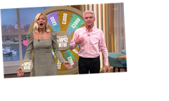 This Morning uproar as Holly Willoughby accuses viewer of cheating on Spin To Win – The Sun