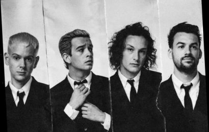 The 1975's Matty Healy Asks Fans To Send 'Hurtful Things' Written About Them