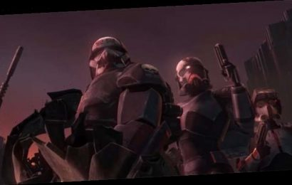 See A New Teaser Of The Star Wars: The Clone Wars Premiere
