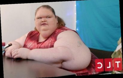 '1000-Lb' Star Tammy Slaton Dating Married Man Whose Wife Is 'Very Sick'