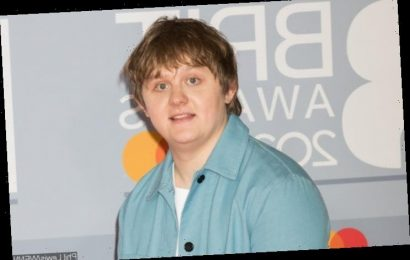 Lewis Capaldi Claps Back at Criticism for Having a Drink at 2020 BRIT Awards