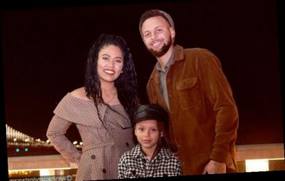 Ayesha and Stephen Curry's Daughter Gushes Over 'Crazy in Love' Parents in Dancing Video