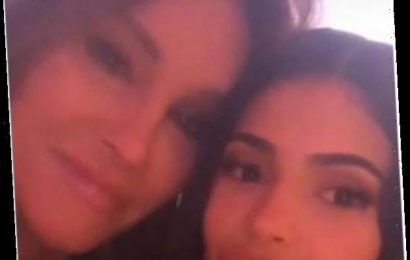 Kylie Jenner says she and Caitlyn Jenner still talk 'every day,' plus more news