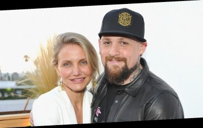Benji Madden's Writes the Sweetest Note to Cameron Diaz and Daughter
