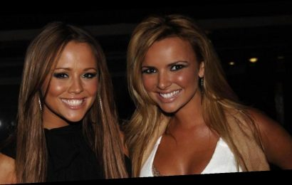 Kimberley Walsh and Nadine Coyle 'end seven year feud after Girls Aloud split'