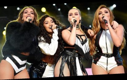 Little Mix to get Madame Tussauds wax models after 'melt Olly Murs figure' rant