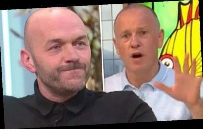Simon Rimmer: Sunday Brunch hosts left stunned after romance admission 'You're married!'