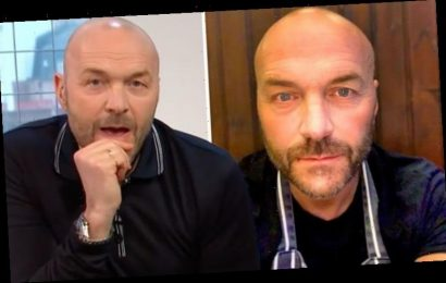 Simon Rimmer: Sunday Brunch chef fears he will 'go out of business' due to coronavirus