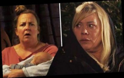EastEnders spoilers: Sharon Mitchell's exit 'sealed' in heartbreaking adoption twist