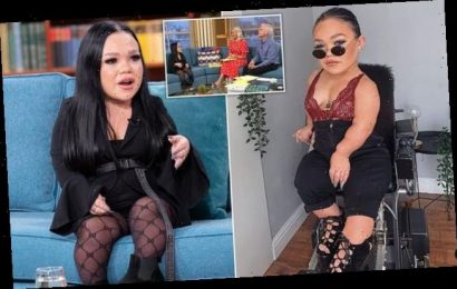 'Britain's tiniest woman' says she's 'ignored by fashion industry'