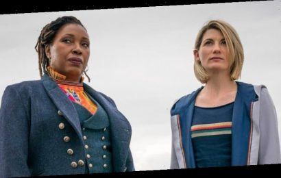 Doctor Who-makers dissect 'Whittaker-era' and the second female Time Lord
