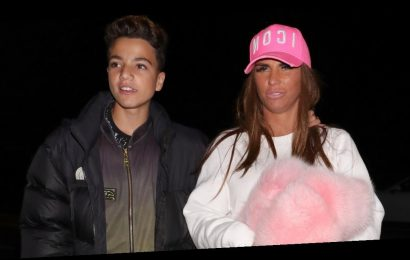 Katie Price's son Junior begs for help after claiming she has an online imposter