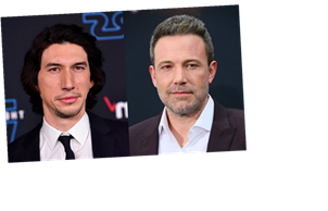 Ben Affleck Tells Sweetest Story About How Adam Driver Made Him A 'Hero' To Son