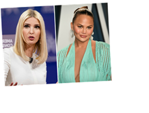 Chrissy Teigen Takes On Ivanka Trump's Isolation Tweet, Asks For Coronavirus Tests