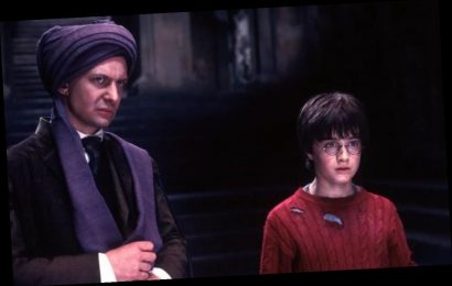 Daniel Radcliffe's Explanation Of How Quirrell Slept In 'Harry Potter' Makes Sense