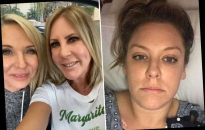 RHOC Vicki Gunvalson's nurse daughter fears she's caught coronavirus after TV star slammed for partying during pandemic – The Sun