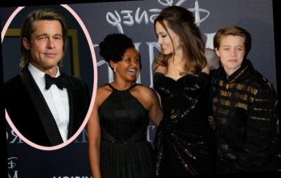 Angelina Jolie Reveals Daughters' Recent Surgeries — So That's Why Brad Pitt Took A Break Fr