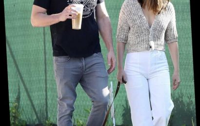 Ben Affleck & Ana de Armas spotted walking her dog, at least they didn't go shopping
