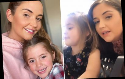 Jacqueline Jossa shows off her impressive vocals as she sings Frozen with daughter Ella – The Sun