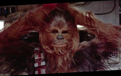 Why Chewbacca Needed Protection from Hunters While Filming 'Star Wars'