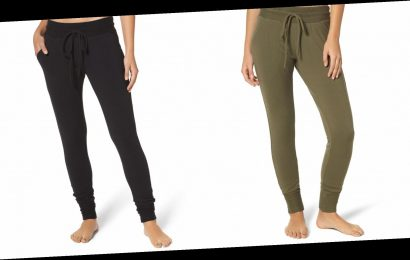 These Free People Pants Combine the Best Parts of Leggings and Sweats