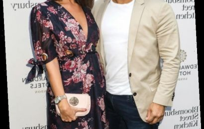 Pregnant Lucy Mecklenburgh and Ryan Thomas share 4D baby scan