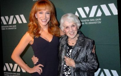 Kathy Griffin's Mother Maggie Dies on St. Patrick's Day