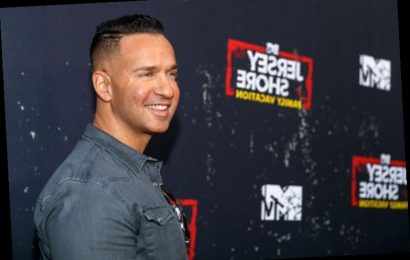 'Jersey Shore' Star Mike Sorrentino Reveals His Celebrity Crush