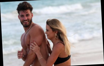 Celebs Go Dating's Joshua Ritchie and Olivia Bentley are secretly dating after meeting on the show – The Sun