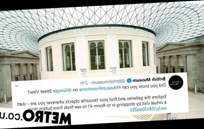 The British Museum sees spike in online visitors trying 'virtual tours'