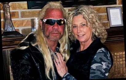 Dog the Bounty Hunter says new girlfriend Francie Frane is a 'miracle' and wants her to become 'the last Mrs Chapman'