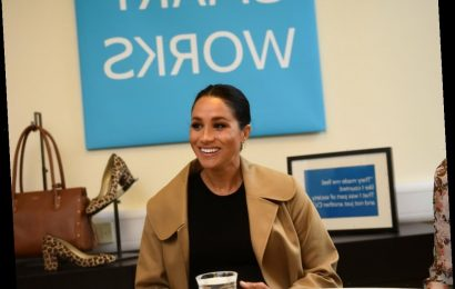 Duchess Meghan's patronage Smart Works removed the 'HRH' & 'Royal' titles online
