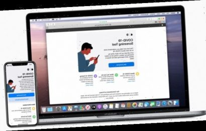 Apple Releases Free COVID-19 Screening Tool in Partnership With White House, CDC