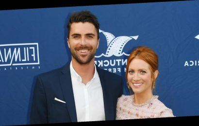 Brittany Snow & Tyler Stanaland Marry in Malibu!
