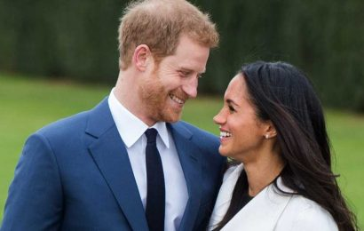 These Romantic Prince Harry & Meghan Markle Pics Are Everything