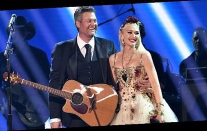 Blake Shelton & Gwen Stefani Serenade Each Other In Stunning 'Nobody But You' Acoustic Video