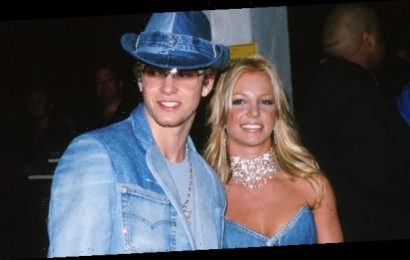 Twenty Years Later, Justin Timberlake Still Stands By His and Britney Spears's Matching Denim Looks